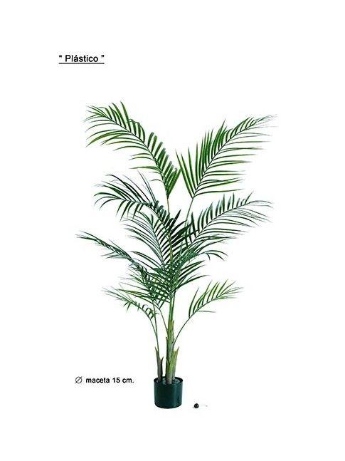 ARECA PALMERA artificial 165 cm en VILLAFIORE.ES , flores artificiales, plantas artificiales, plantas de plástico
