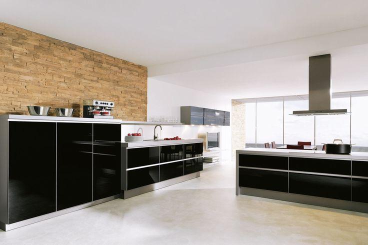 Cuisine Flora orme \ Diana blanc 3190u20ac (électro inclus) Kitchen - brillante kuchen ideen siematic