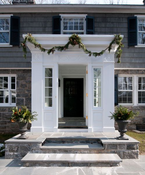Small Enclosed Front Porch Entry: 26 Best Enclosed Portico Ideas Images On Pinterest