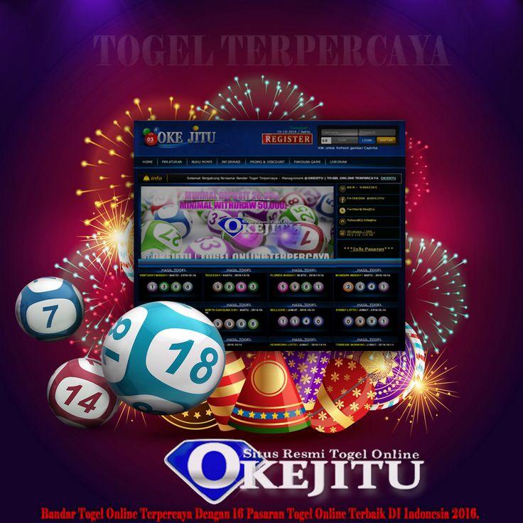 AGEN TOGEL ONLINE www.okejitu.com