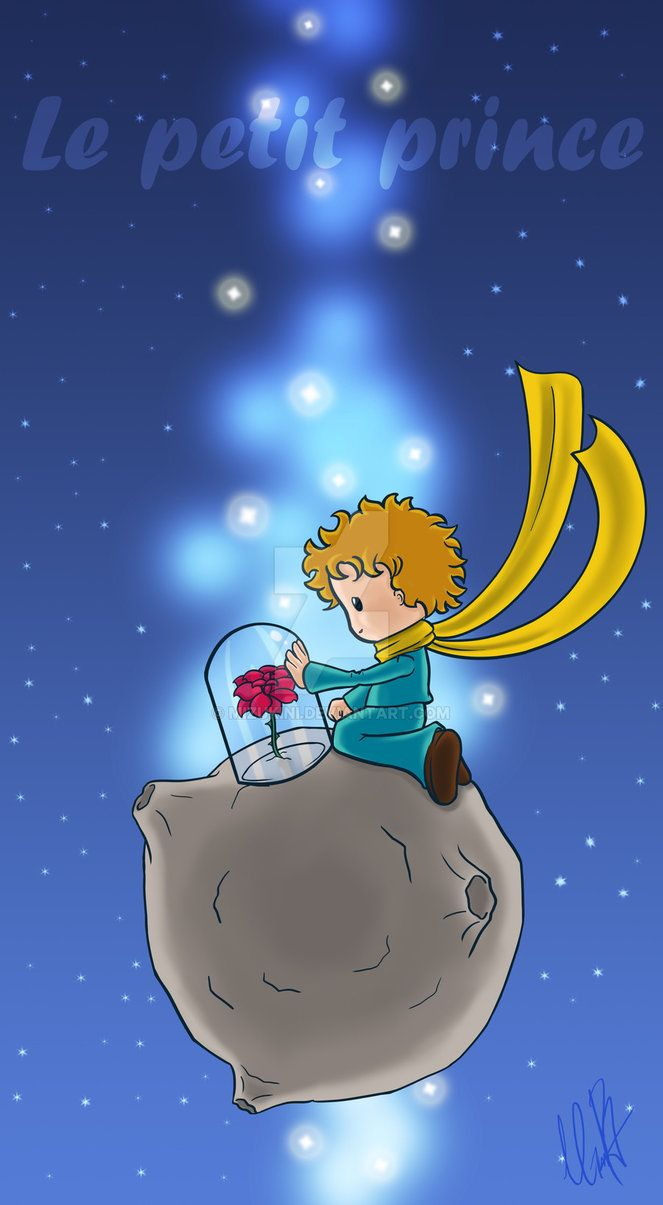 Resultado de imagen para the little prince digital art