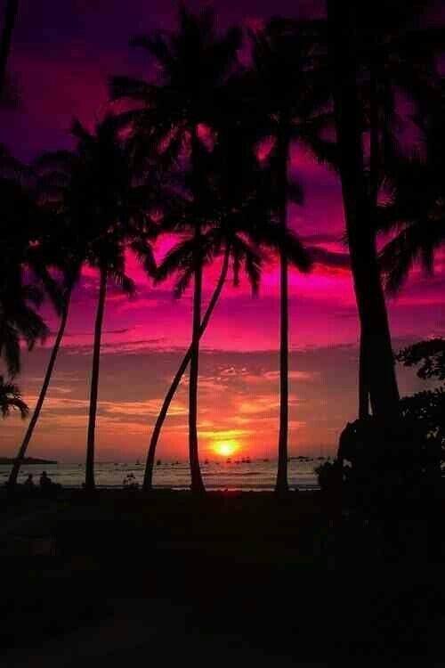 Sunset, Costa Rica