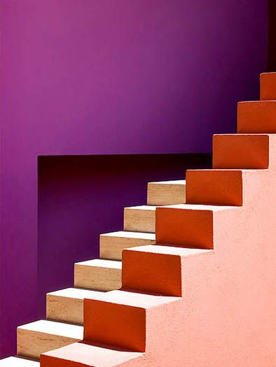 colour blocki... intense and warm ..Ricardo Legorreta, architect. Mexico inspiration