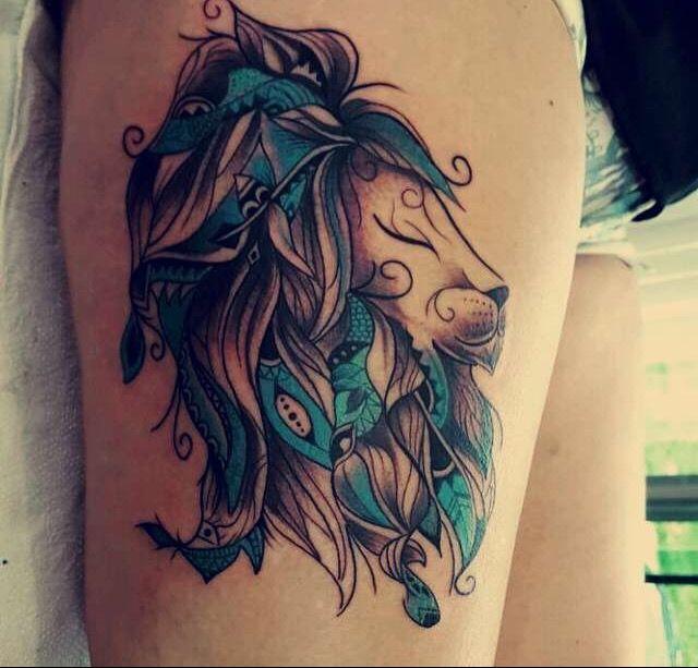 Lion poetic Ya!