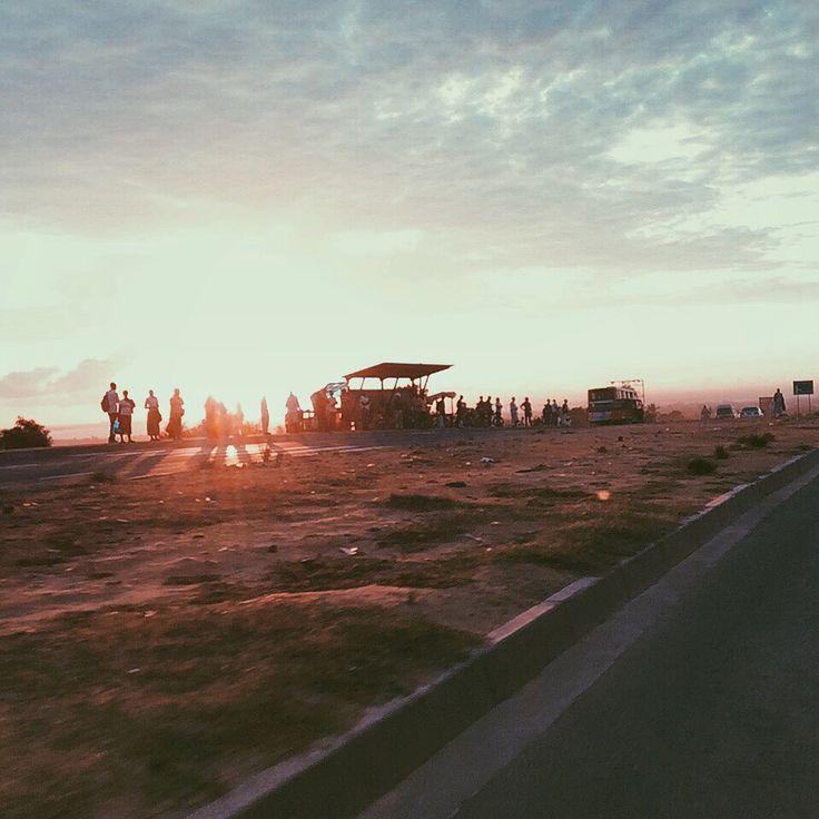 Bagamoyo road