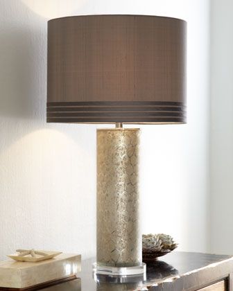 Lattice Glass Lamp by Jamie Young at Horchow.