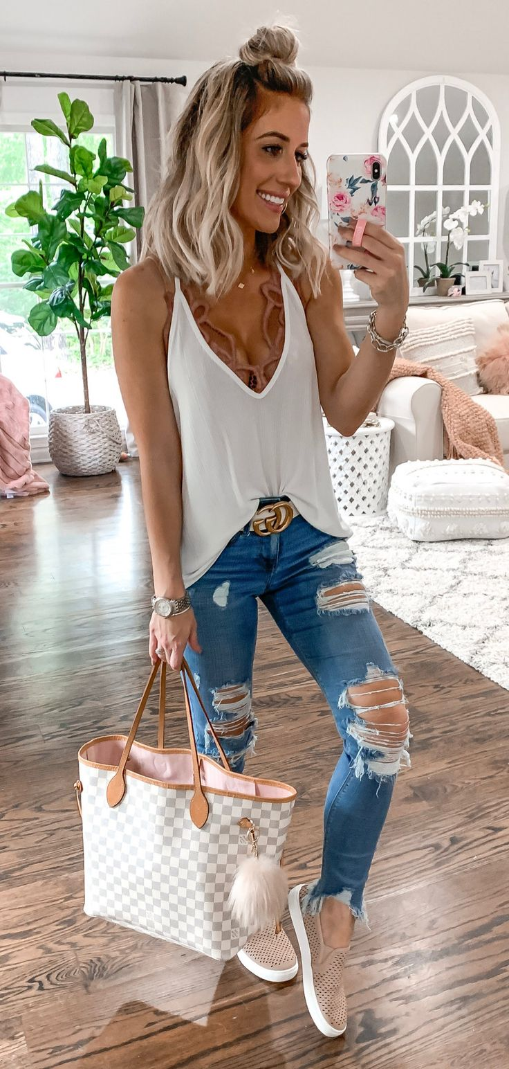 30+ Impressive Summer Outfits That Always Looks Fantastic 2