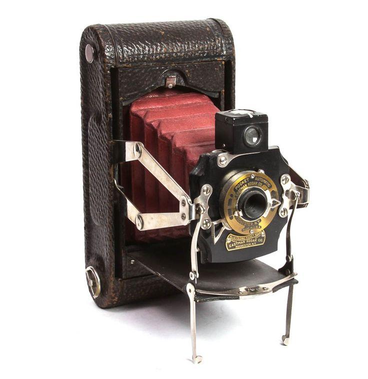 Antique Kodak No.1A Folding Pocket Camera Model D