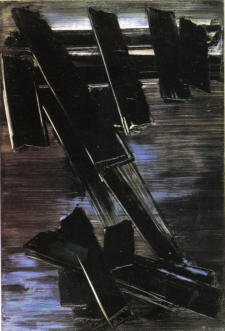 Pierre Soulages 2009