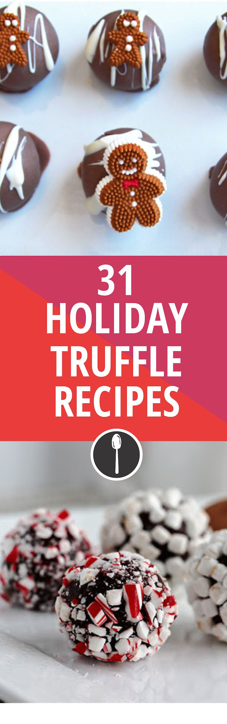 With #holiday festivities just around the corner, plan on adding these #truffle recipes to your holiday dinner (and leave a few by the fireplace for #Santa).