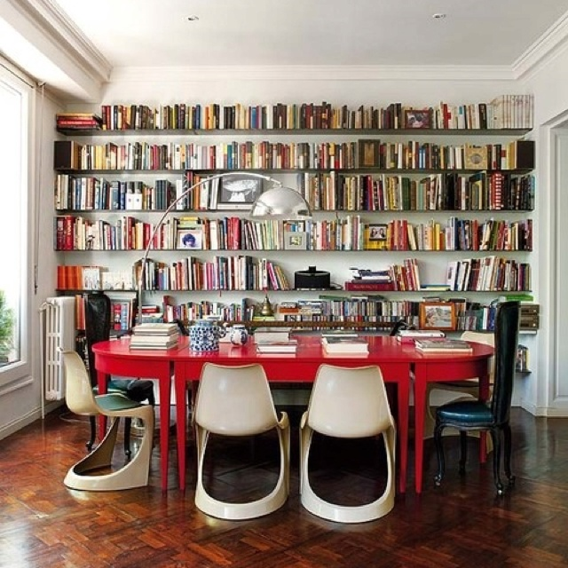 21 best images about study room ideas on pinterest - Best colour for study room ...