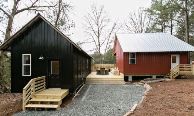 Une mini maison écologique économique et pratique, une nouvelle alternative aux hébergements traditionnels pour vivre simplement.