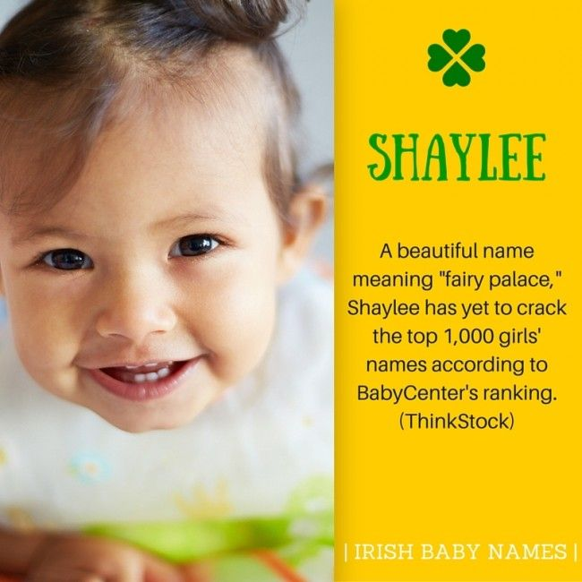 St. Patrick's Day: 17 irresistible Irish baby names | BabyCenter Blog