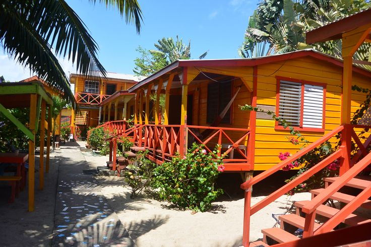Julias Beach Cabanas is one of a few hotels in Placencia Belize that offer budget accommodations on the beach. Prices ranging form $120 USD - $50 USD during peak season months. Low season from $80 - $45 USD.