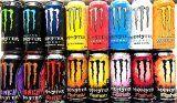 Monster Energy Drink Variety Pack - 16 Pack by Monster Energy