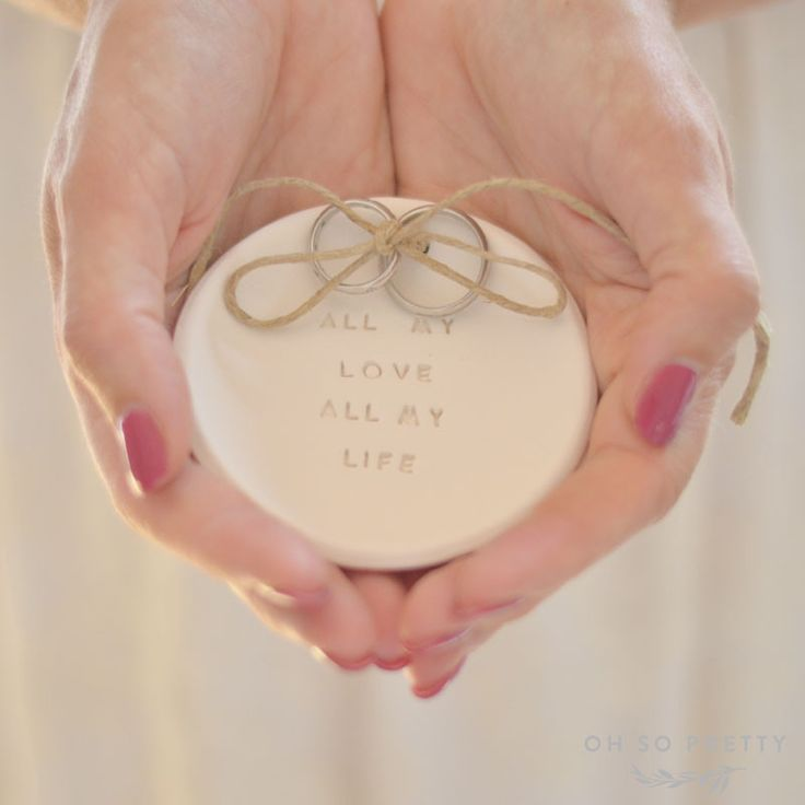 Ringschale wedding hochzeit ringe love