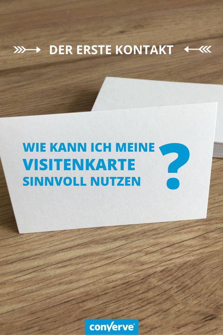 Papier ist doch sowas von out... Denkste! Visitenkarten sind immer noch voll im Trend. Woran sollten Sie denken, damit Sie bei Ihrem nächsten Business Event viele neue Business Cards einsammeln - und damit wertvolle Kontakte knüpfen? #visitenkarte #netzwerken