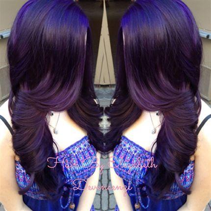 Purple Cascade- formulas