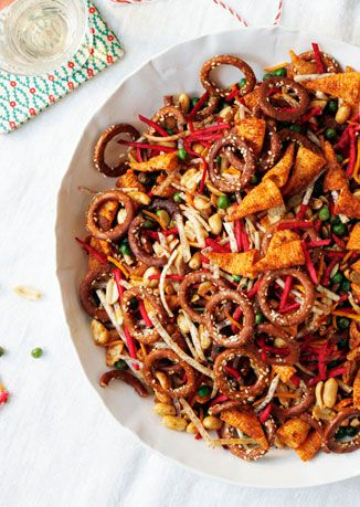 BA Party Mix Upgrade this old-school party staple with this colorful ...