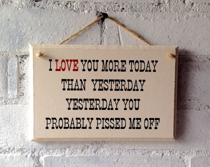 Fun, quoted wooden sign. Great for a giggle, Valentines gift, anniversary present, swearing sign. Adult gift. Boyfriend present, girlfriend by AceSentimentalGifts on Etsy https://www.etsy.com/listing/263733909/fun-quoted-wooden-sign-great-for-a