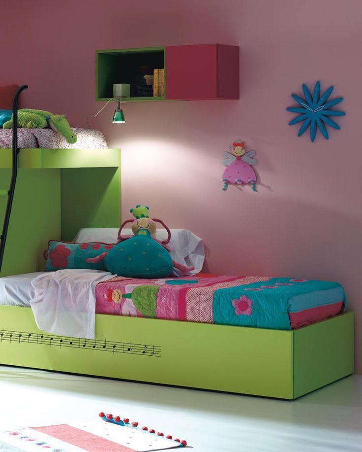Best 25 Green kids bedroom furniture ideas on Pinterest Pink