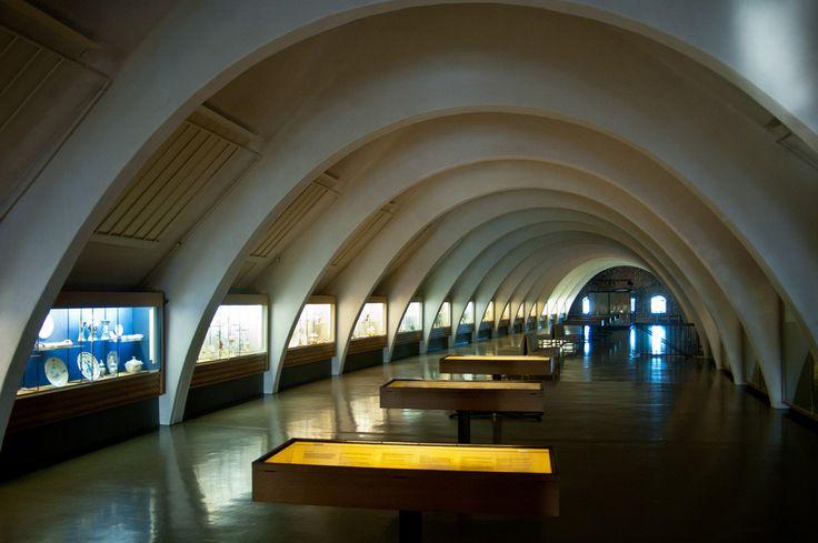 https://flic.kr/p/bxheH8   TurunLinna2012-10   New museum section in Turku Castle