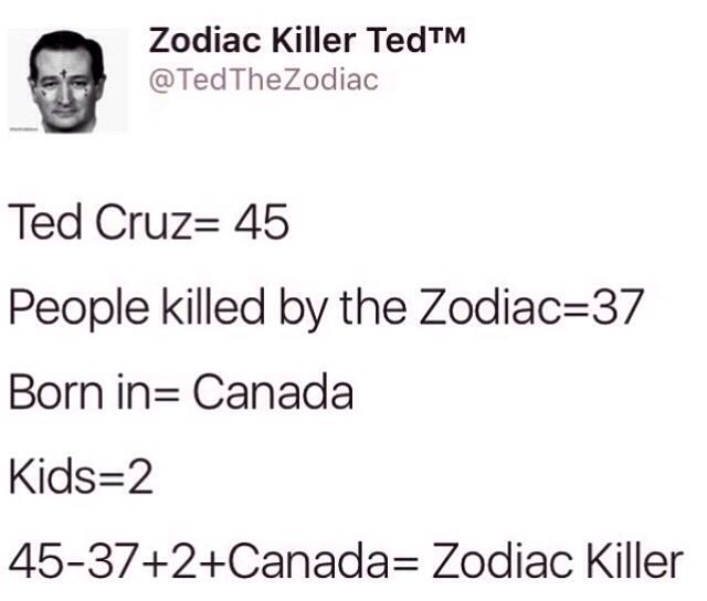 Ted Cruz American Hero Pictures