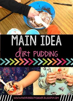 Use this main idea and detail lesson to teach students the terms, how to find the difference between the main idea and detail, and how to cook!
