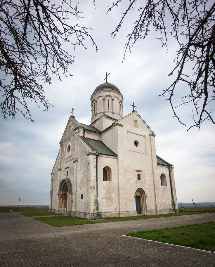 Церковь Свтого Пантелеймона в Галиче.