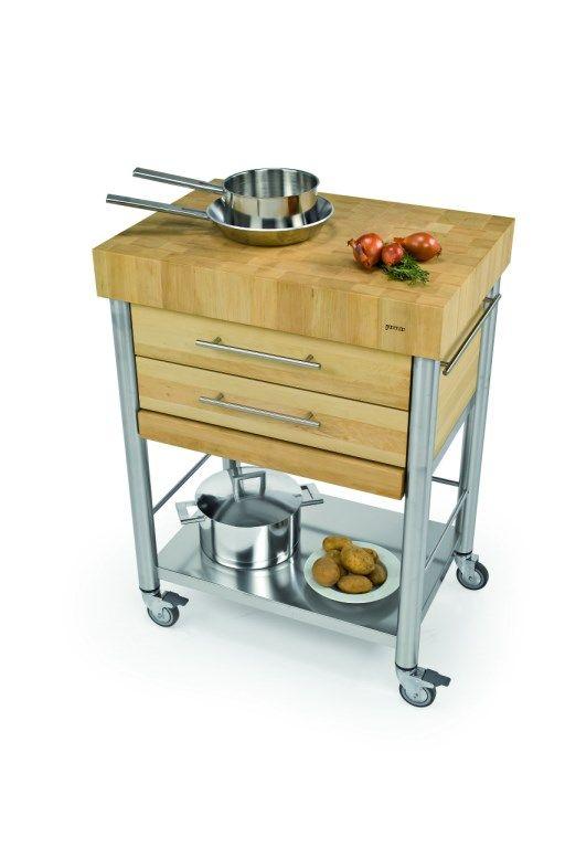 Küchenwagen edelstahl  Die besten 25+ Küchenwagen edelstahl Ideen nur auf Pinterest ...