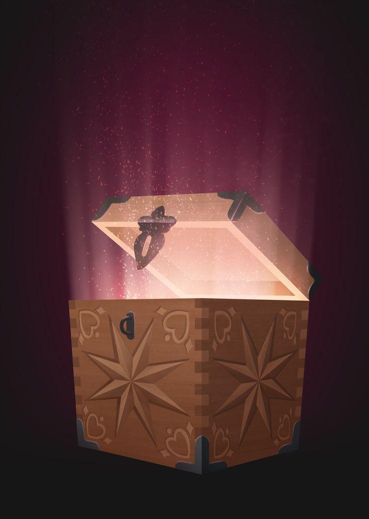Tonttutieto 17 - Maaginen laatikko
