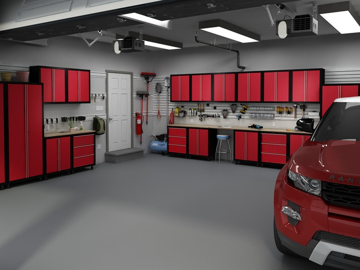 Really, I Would Love If My Garage Looked Like This. Add A Porsche Beside