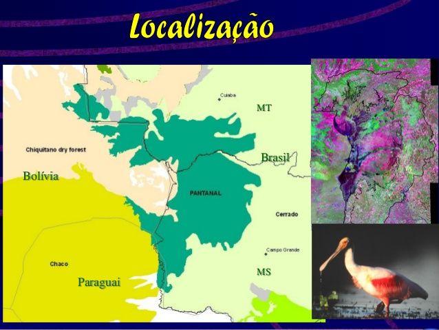Bolívia Pantanal  Paragua i  O bioma do Pantanal foi reconhecido em 2000 como Reserva da Biosfera. Essas reservas, declara...
