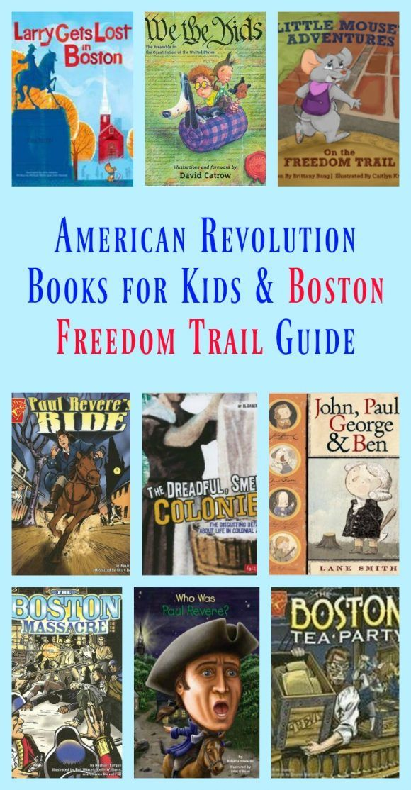 Studying the American Revolution or planning a visit to Boston? I made a…