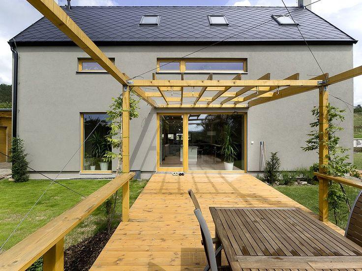 Humble Home Design: Rustic Czech Architecture