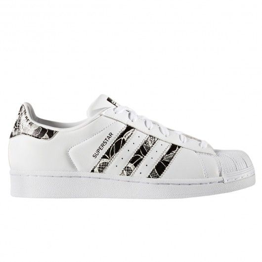 ADIDAS OG Superstar W chaussures White / Black Brezilian design 99,00 \u20ac  #skate
