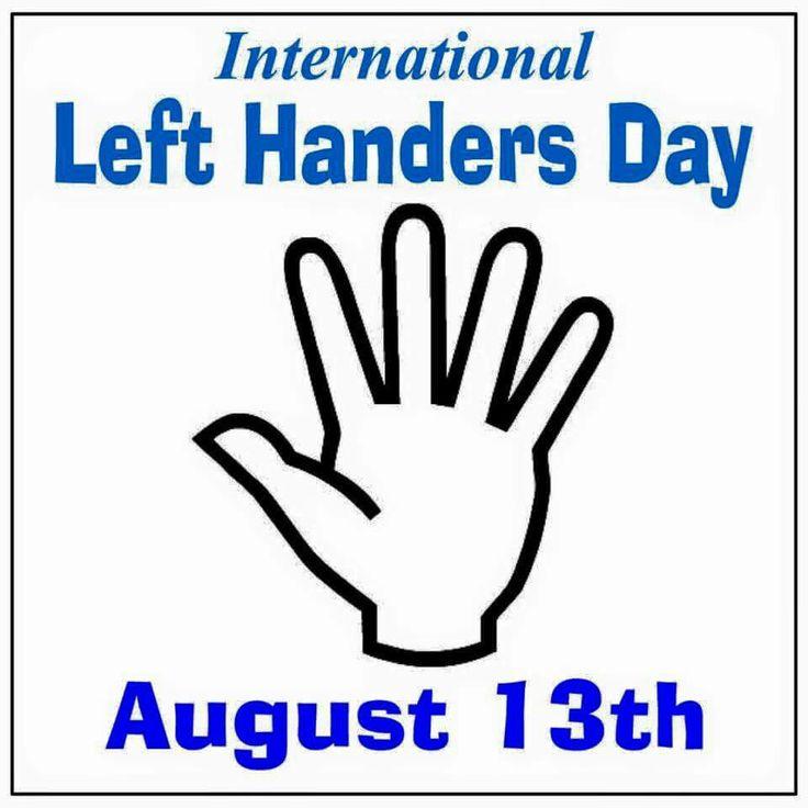 left handers day - photo #29