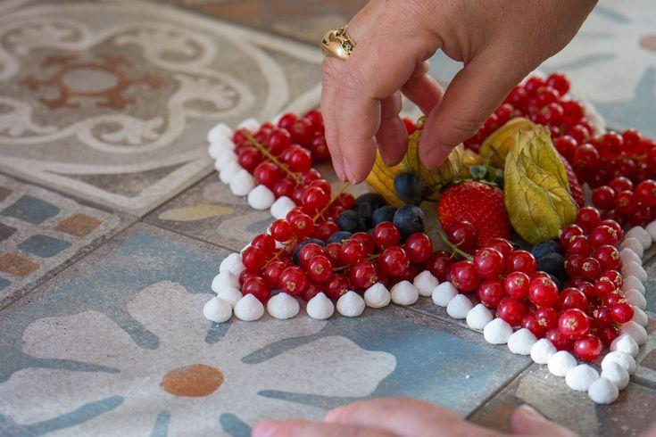 A casa per le feste - Sorelle Passera per Panaria Ceramica
