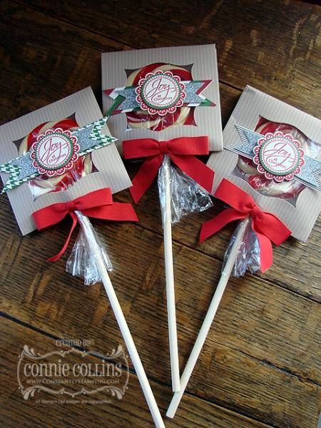 Season of Sweets Lollipop Covers by SouthernBellStamper - Cards and Paper Crafts at Splitcoaststampers