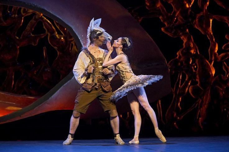 Humoristinen ja kaunis Kesäyön unelma -baletti lumoaa katsojan - Kulttuurikuuri