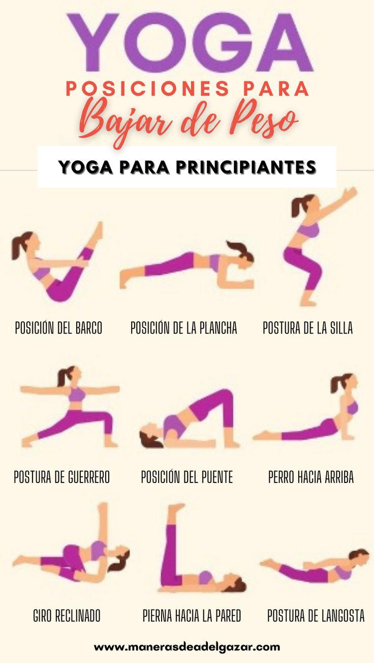 ¿Quiere perder peso pero no puede y nada funciona? El yoga para bajar de peso es un gran lugar para comenzar. Yoga Fitness, Fitness Tips, Beginner Yoga Workout, Yoga Mantras, Gymnastics Workout, Yoga Tips, Yoga Routine, Yoga Everyday, Yoga For Beginners
