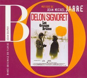 Jean Michel Jarre* - Les Granges Brûlées (CD, Album) at Discogs