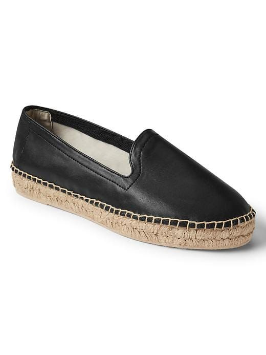 product photo   Leather loafers women