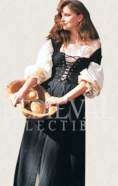 Country Maid Medieval Outfit