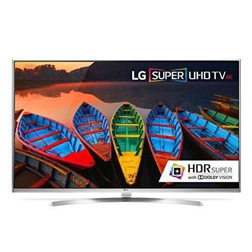 LG Electronics 65UH8500 65-Inch 4K Ultra HD Smart LED TV (2016 Model)