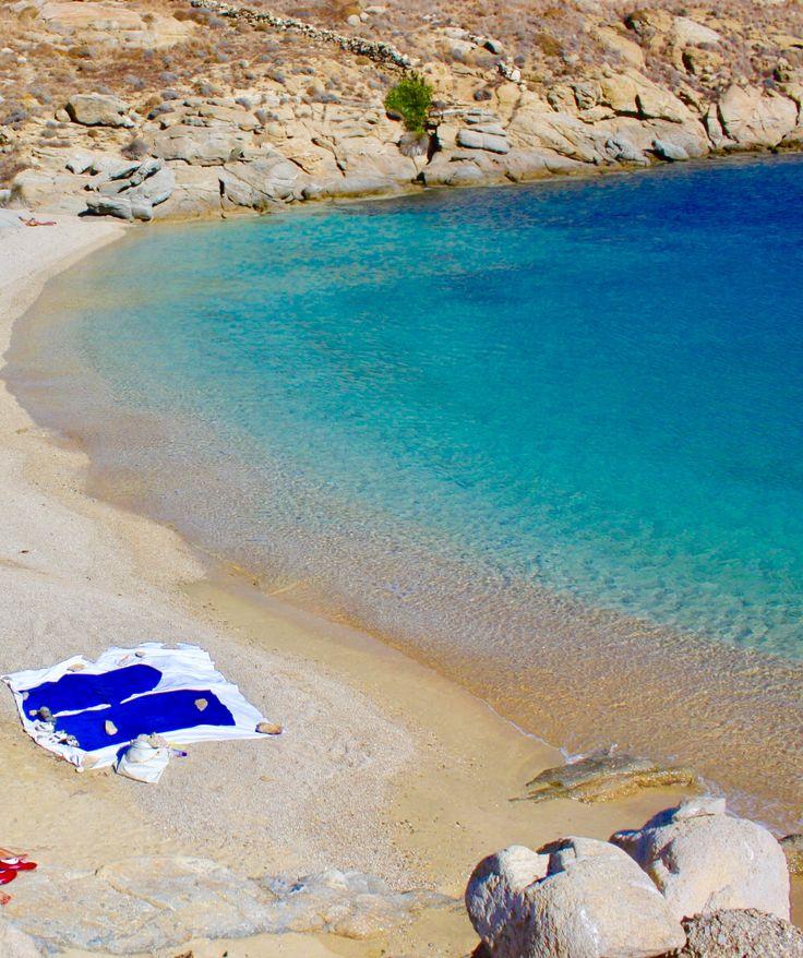 Tsagari beach-A hidden paradise @ south east