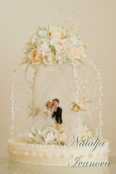 Gallery.ru / Фото #55 - Свадебные хлопоты... - forsteriana