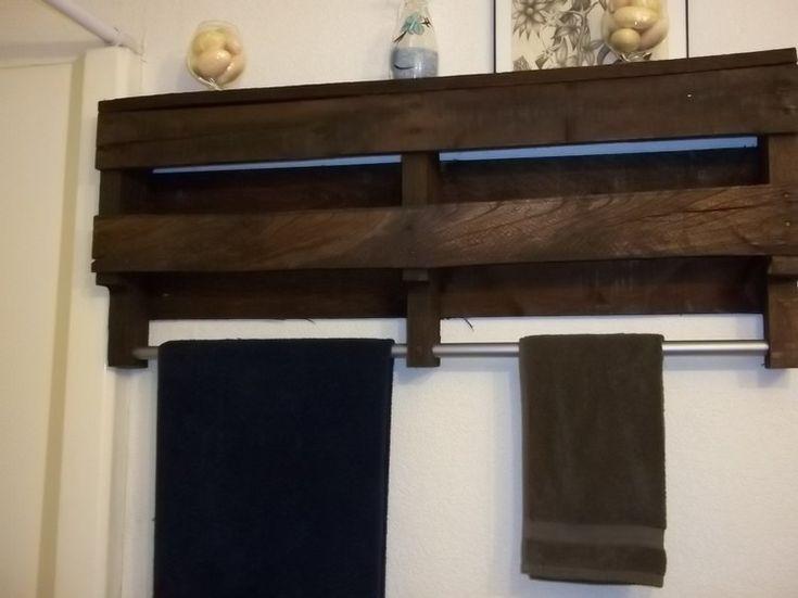 best 25 towel racks ideas on pinterest towel holder bathroom small bathroom decorating and. Black Bedroom Furniture Sets. Home Design Ideas