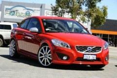 2012 VOLVO C30 MY12 T5 R-DESIGN