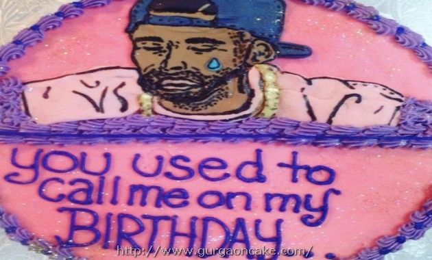 Drake Birthday Cake Toronto